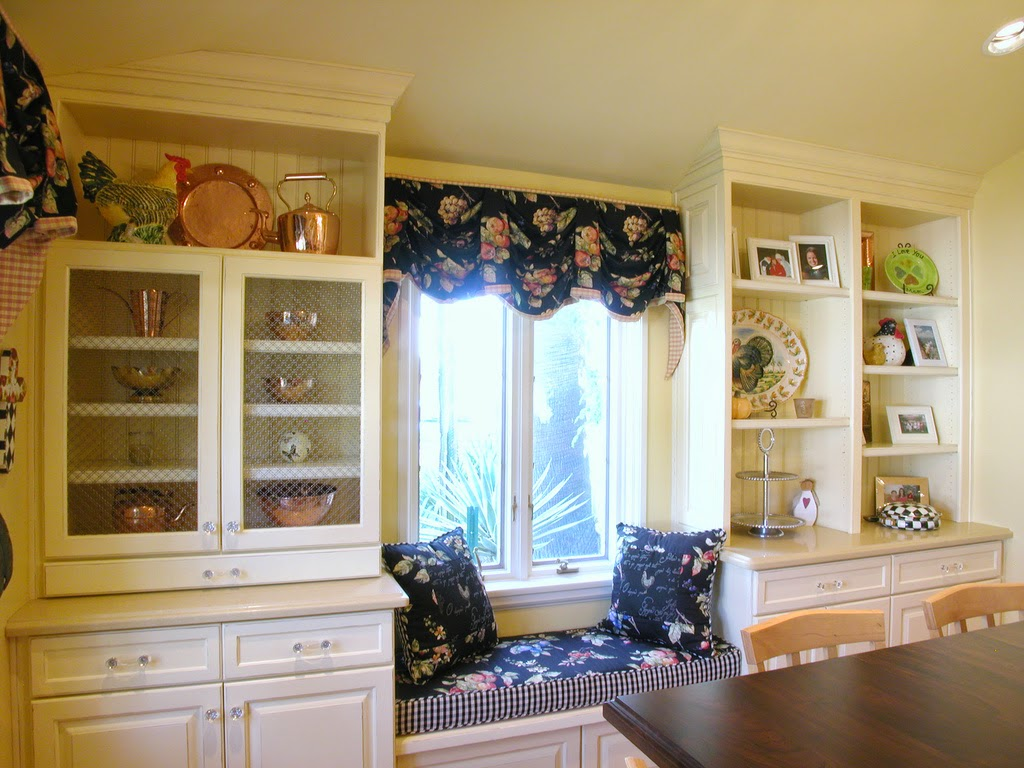 French country valances for kitchen instant knowledge - French country kitchen valances ...