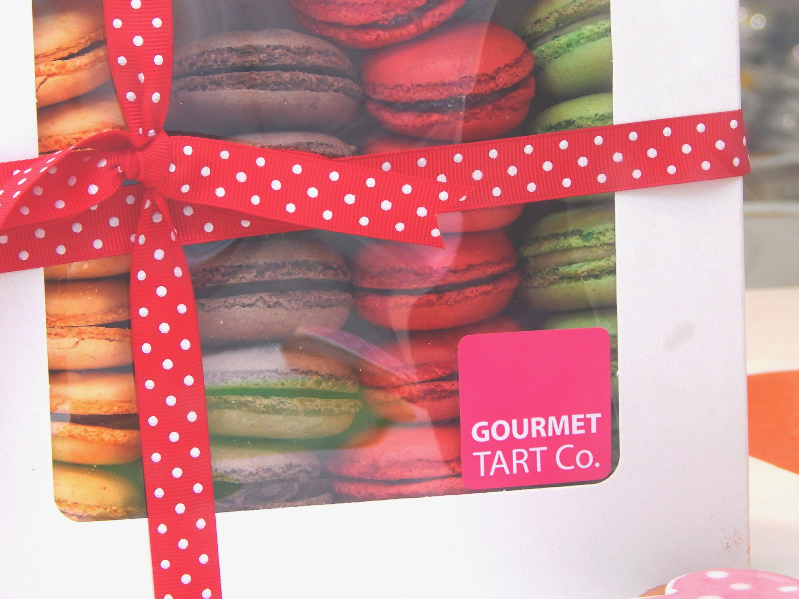 Gourmet Tart Co. Galway Macaroons