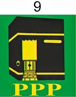 daftar caleg PPP untuk DPRD dapil 1 Tanah Bumbu
