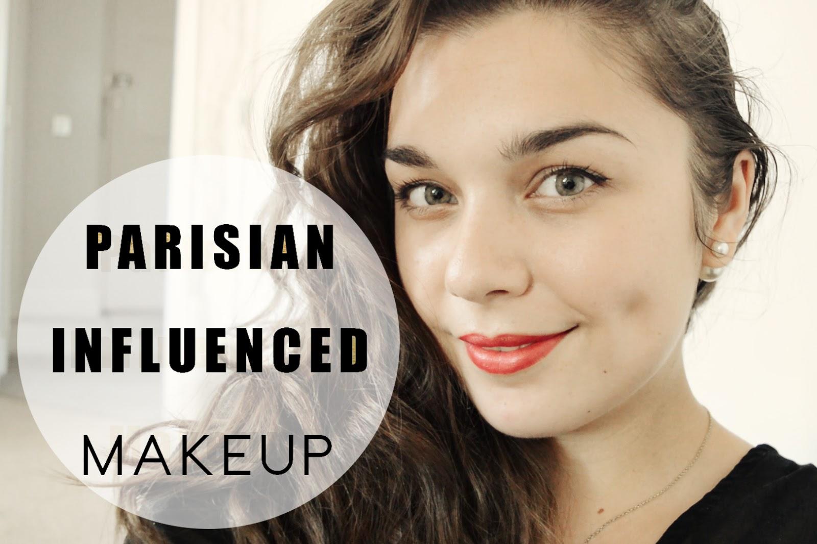 Video simple parisian inspired makeup tutorial centerdimples video simple parisian inspired makeup tutorial baditri Choice Image