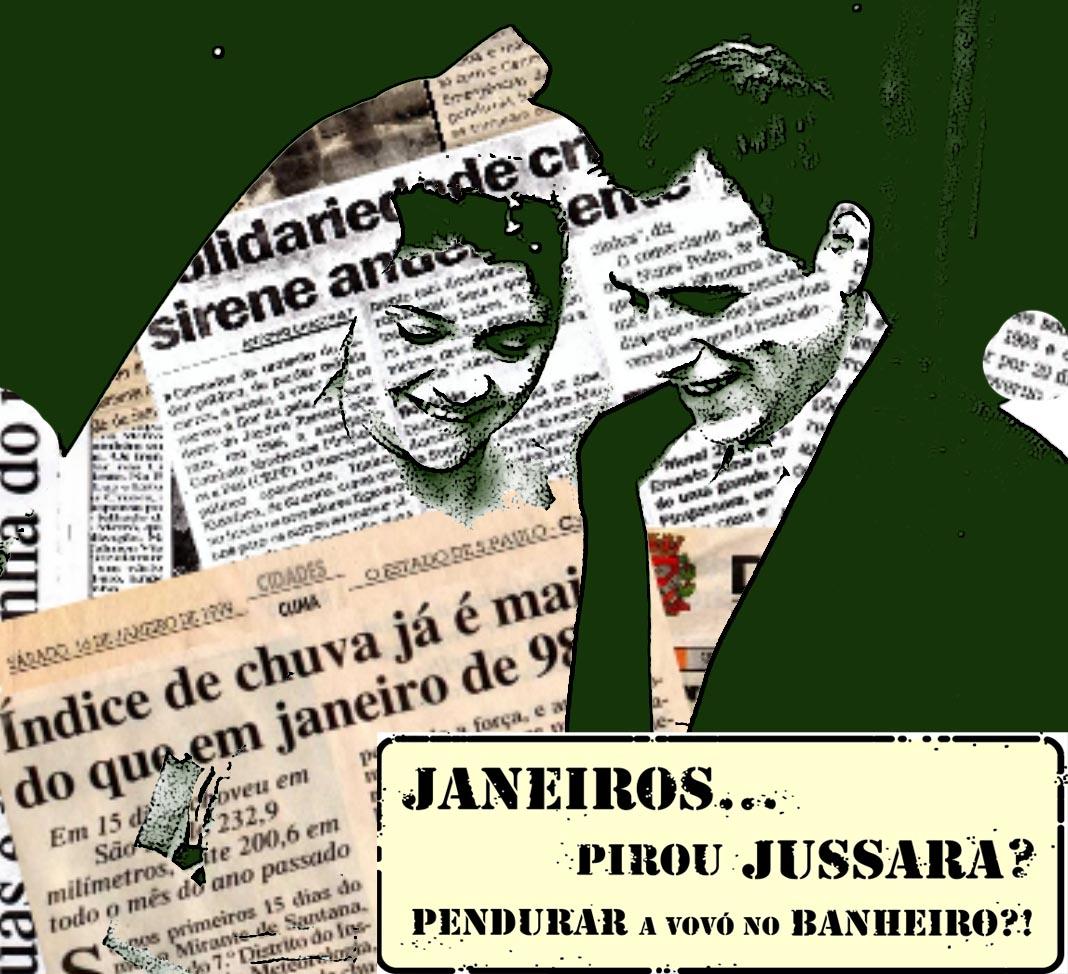 QTBF QuemTemBocaFala!: Jussara Chegou! #172F0C 1068 974