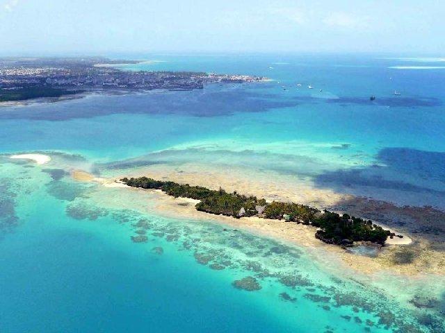Ilha de Zanzibar.