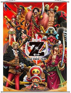 Đảo Hải Tặc Z – One Piece Film Z 2013