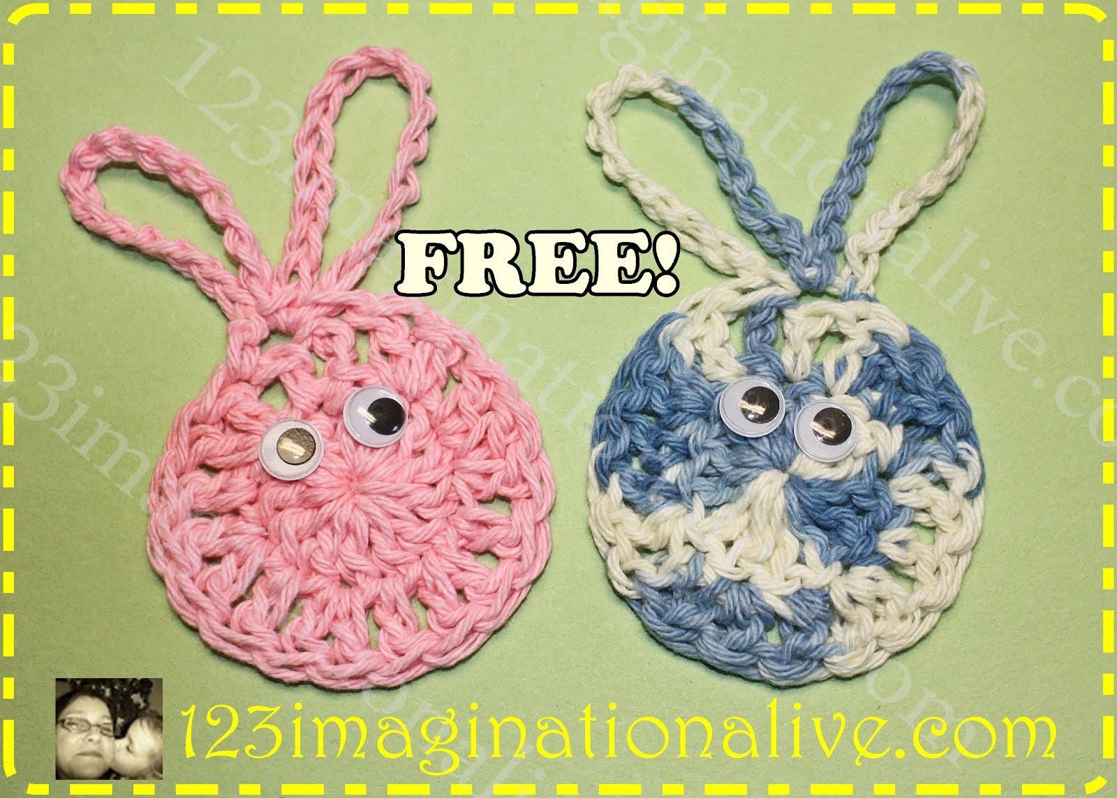 Buuny Rabbit Crochet Pattern