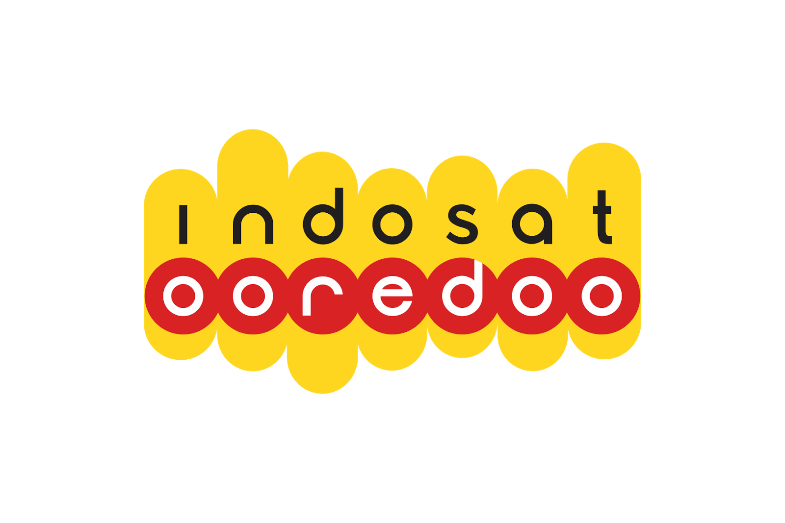 Image result for indosat logo