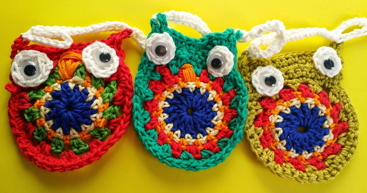 Crochet Owl Baby Bunting Pattern : The Crochet World: CROCHET OWL AND BUNTING IDEAS