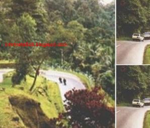 Misteri Hantu Tikungan Amoy Sumatera Utara - infometafisik.blogspot.com