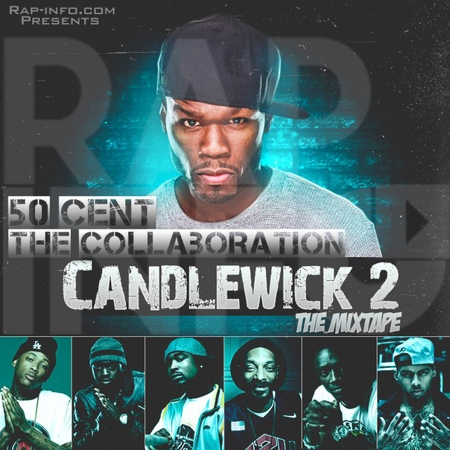 50 Cent CandleWick 2 (2016) 50 Cent CandleWick 2