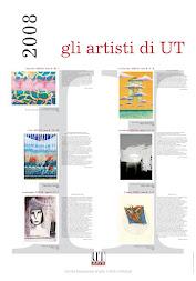Gli artisti di UT - 2008