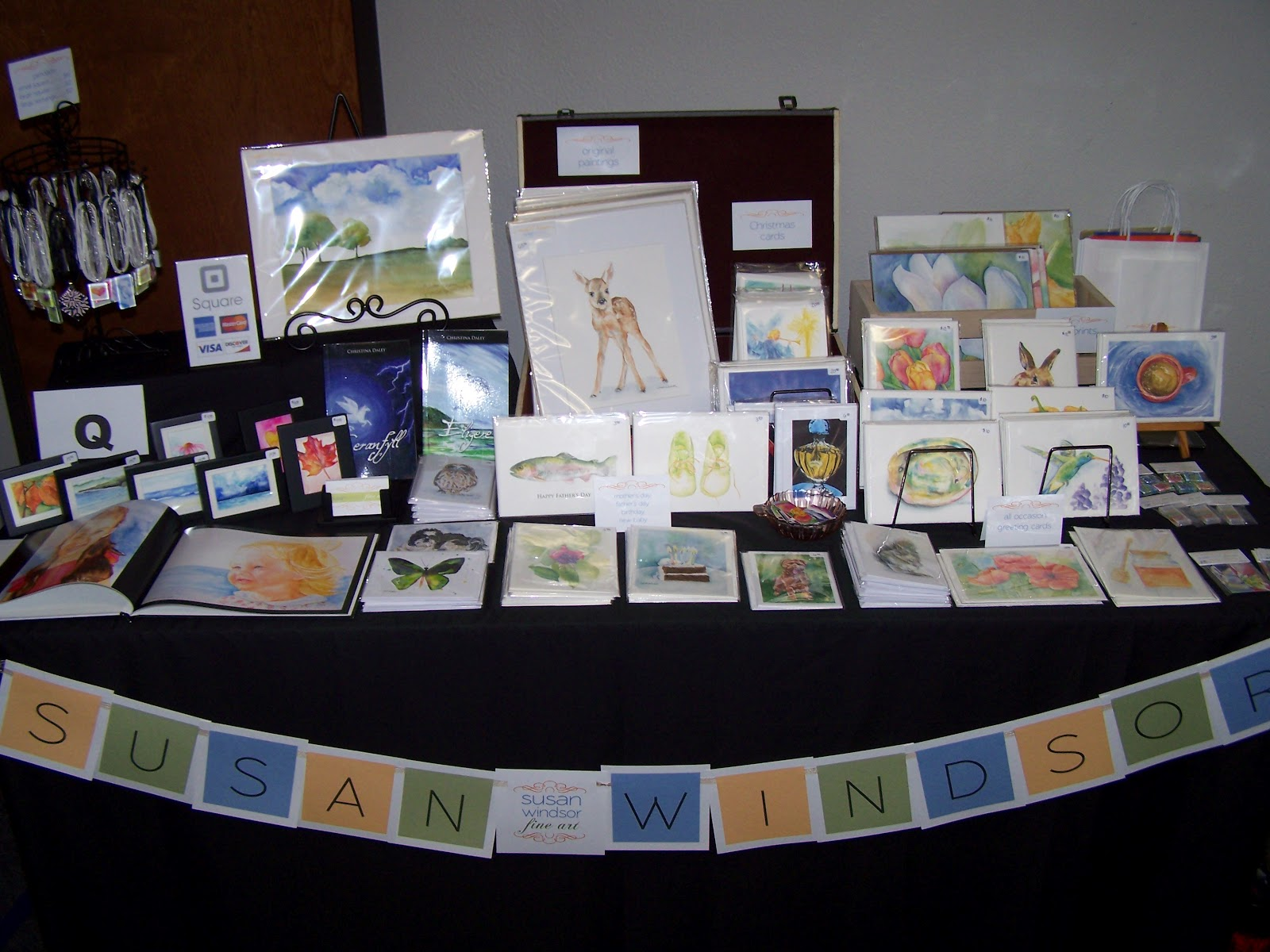 susan windsor fine art craft fairs