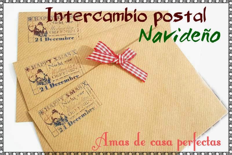 Intercambio Postal