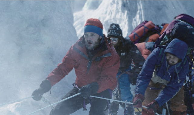 Jason Clarke everest 2015 movie still