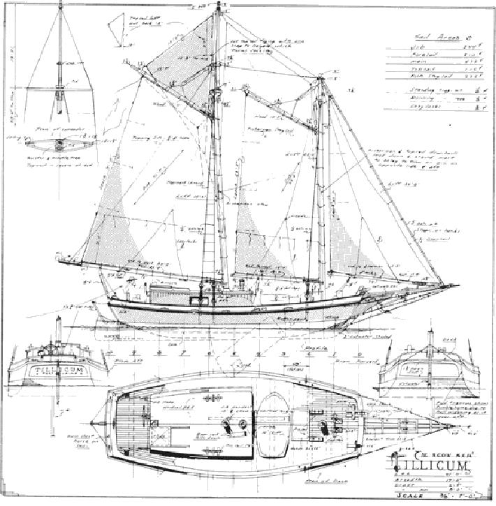Triloboat talk december 2011 for William garden sailboat designs