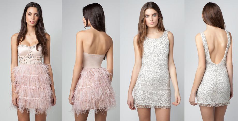 Vestidos cortos bonitos para mujer