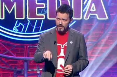 Quequé Las Noches del Club de la Comedia con Quequé y Miguel Lago el 13 de Abril 2012   Calpe