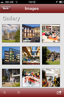 University of Leicester Mobile App