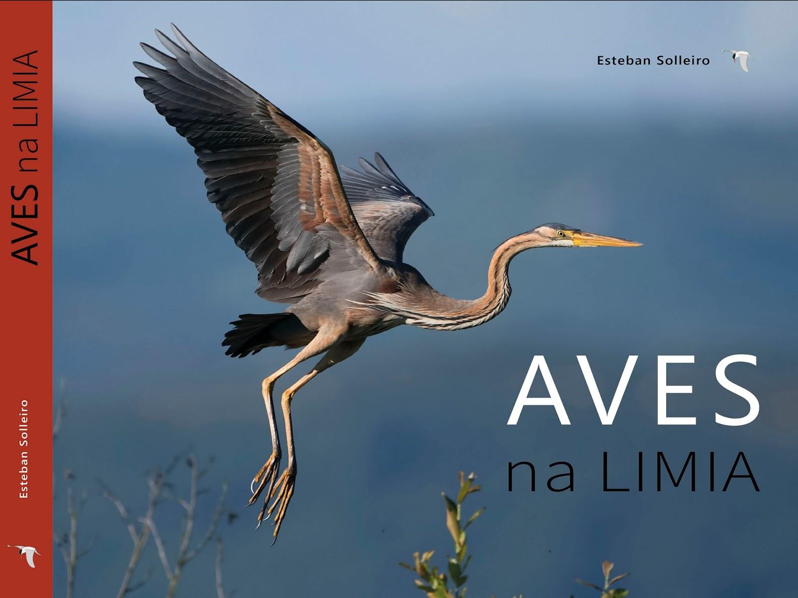 Libro Aves na Limia