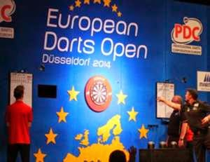 DARDOS - European Open 2014 (Dusseldorf, Alemania)