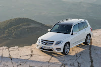 New 2012 Mercedes Benz GLK X204 Improved Original High Resolution Photo