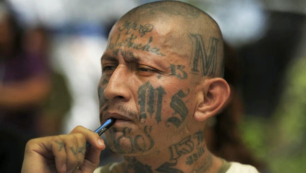 Mara Salvatrucha [MS-13]