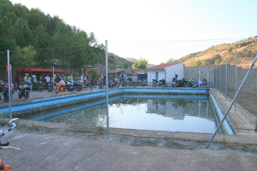 Montalb n en fotos las piscinas municipales - Piscinas municipales en valencia ...