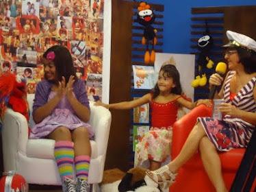 Entrevista no programa Perfil de Criança