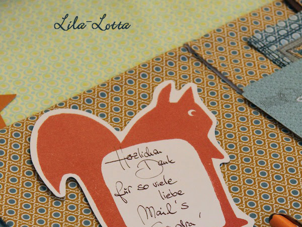 Briefmappe Love Mail #2 ...