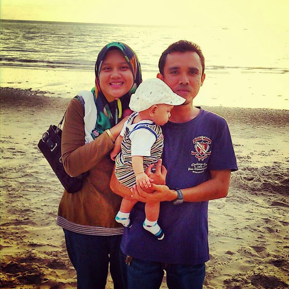 Ibu + Ayah + Firas