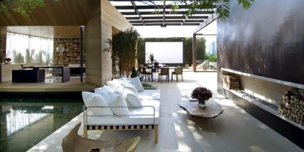 Conseils pour concevoir un salon l 39 ext rieur for Decoration externe maison