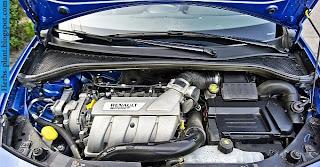Renault clio car 2013 engine - صور محرك سيارة رينو كليو 2013