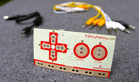 MaKey MaKey: Circuit Board
