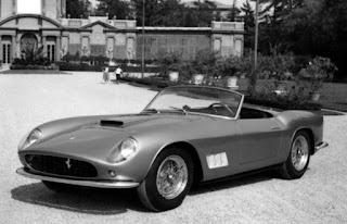 Ferrari California Sixties