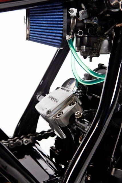 Ascott FT 500 Custom Motor Mount