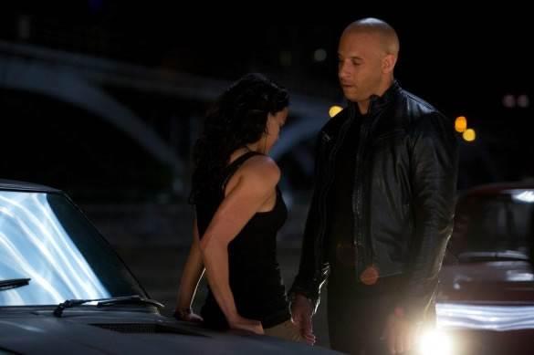 Velozes e Furiosos 6 Vin Diesel e Michelle Rodriguez