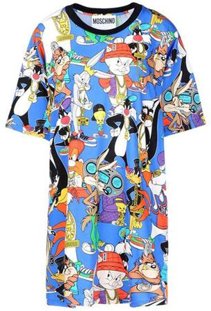 Moschino Looney Tunes colección Jeremy Scott