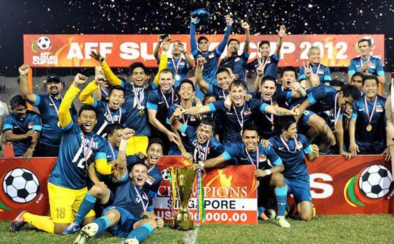 Singapura Juara Piala AFF 2012