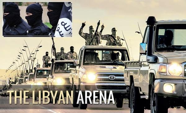 Islamic State Di Libya Gaji Calon Militan Baru Rp13,7 Juta
