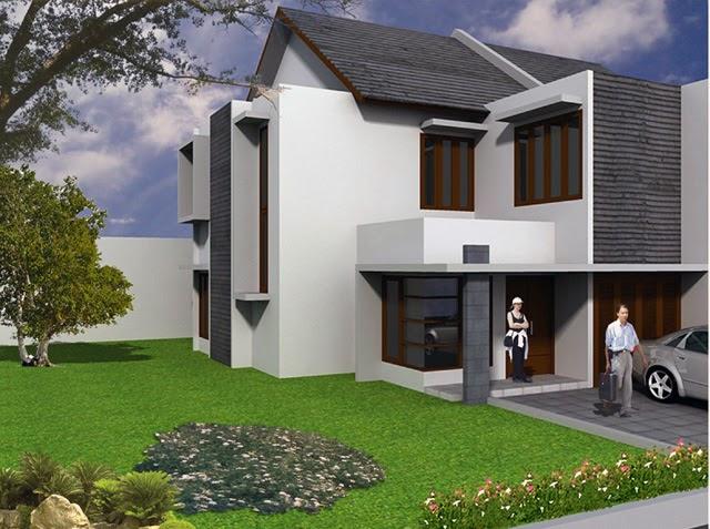 Gambar Rumah Model Terbaru Minimalis