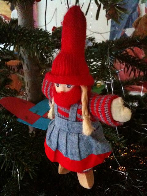 danish christmas ornament