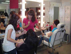 "Curso de maquillaje en escuela  ""Arthika"""