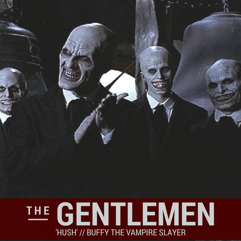 the gentlemen from buffy