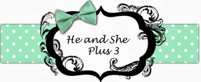 He and She Plus 3