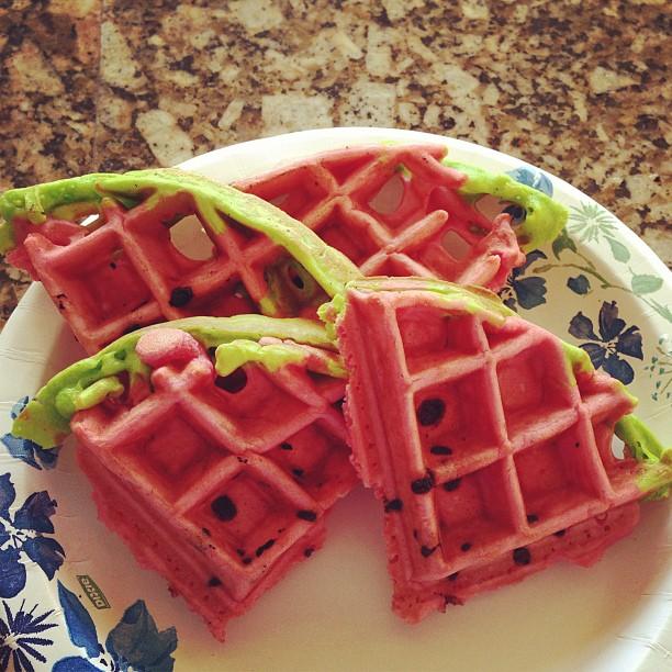 kid waffles