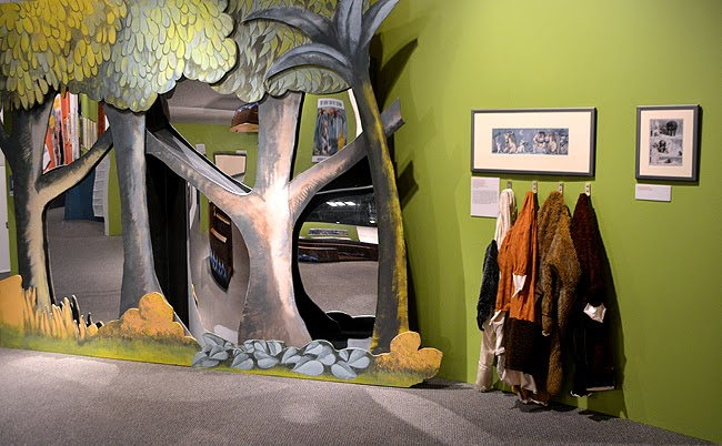 Where the Wild Things Are, Breman Museum