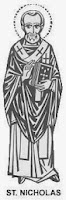 San Nicola, icona