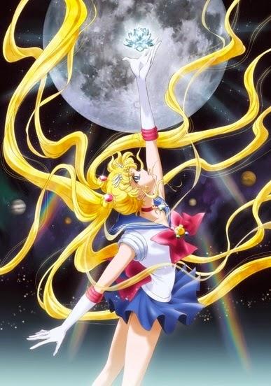 Para Seiyuu Anime Sailor Moon Crystal Diumumkan