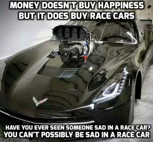 Just A Car Guy This Meme About Race Cars Deserves The