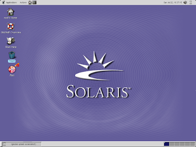 Sistem Operasi Solaris