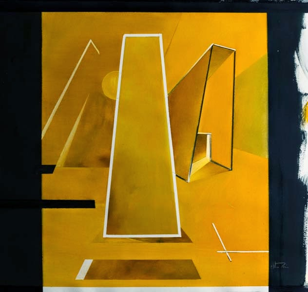 yellow uncertainties from alan brain art