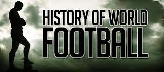Sejaran sepak bola dunia